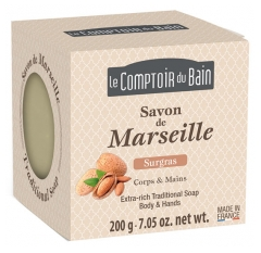 Le Comptoir du Bain Extra-Rich Marseille Traditional Soap 200g