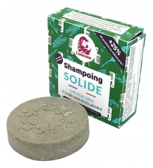 Lamazuna Shampooing Solide Cheveux Gras Herbes Folles 55 g