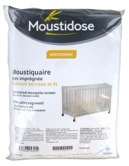 Moustidose Mosquito Net Not Soaked Special Cradle and Baby Bed