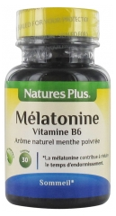 Natures Plus Mélatonine Vitamine B6 30 Comprimés