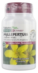 Natures Plus Herbal Actives Millepertuis Libération Prolongée 60 Comprimés