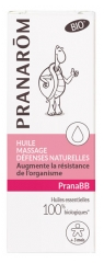 Pranarôm Prana BB Massage Oil Immunity Organic 10ml