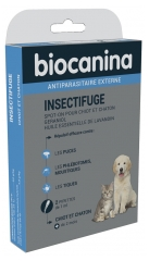 Biocanina Insectifuge Spot-On Chiot et Chaton 2 Pipettes de 1 ml