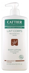 Cattier Softening Body Lotion Organic 500ml