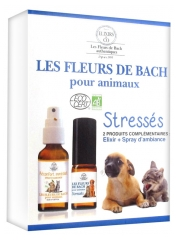 Elixirs & Co Bach Flowers Kit for Stressed Pets