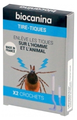 Biocanina Ticks-Removers x 2