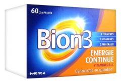 Bion 3 Continuous Energy 60 Tablets