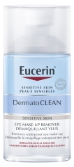 Eucerin DermatoCLEAN Eyes Make-up Remover 125ml