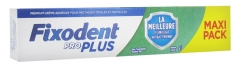 Fixodent Pro Plus Best Antibacterial Technology Maxi Pack 57g