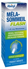Alvityl Méla-Sommeil Flash Spray Sublingual 20 ml