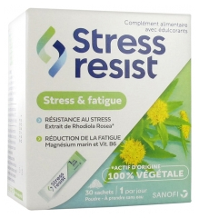 Sanofi Stress Resist Stress & Fatigue 30 Sachets