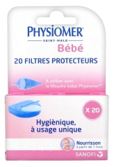 Physiomer 20 Filtres Protecteurs