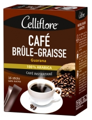 Celliflore Café Brûle-Graisse 16 Sticks