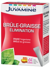 Juvamine Fat-Burner Elimination 14 Sticks