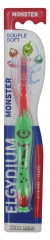 Elgydium Kids 2-6 Years Toothbrush Limited Edition Monster