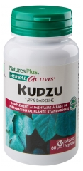Natures Plus Herbal Actives Kudzu 60 Gélules Végétales