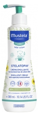 Mustela Stelatopia Emollient Cream Atopic Prone Skin 300ml