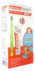 Elmex Kit Dental Niño 3-6 Años