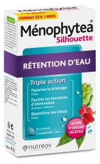Nutreov Ménophytea Silhouette Water Retention 60 Tablets