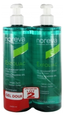 Noreva Exfoliac Gentle Foaming Gel 2 x 400ml