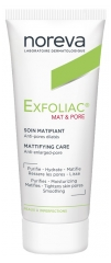 Noreva Exfoliac Mat & Pore Mattifying Care 40ml
