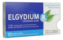 Elgydium Chewing-Gum 10 Gommes à Mâcher