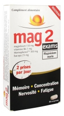 Mag 2 Exams 30 Tablets