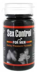 Nutri Expert Sex Control For Men Delay Pleasure Formula 60 Kapseln