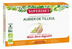 Super Diet Organic Sapwood Linden 20 Phials