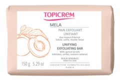 Topicrem Mela Pain Exfoliant Unifiant 150 g