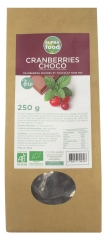 Exopharm Organic Chocolate Cranberries 250g