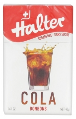 Halter Sugars Free Candies Cola 40g