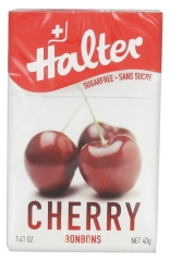 Halter Cherry Sugar Free Candies 40g