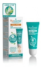 Puressentiel SOS Skin Anti-Blemish Care with 11 Essential Oils 10ml
