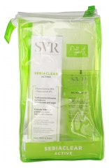 SVR Sebiaclear Active 40 ml + Gel Espumante 55 ml Ofrecido