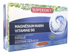 Super Diet Marine Magnesium + Vitamin B6 20 Phials