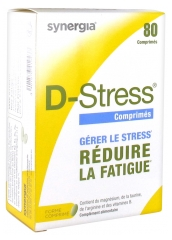 Synergia D-Stress 80 Tabletten