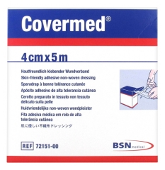 BSN Medical Covermed Good Skin Tolerance Plaster 4 cm x 5 m