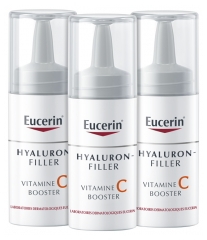 Eucerin Hyaluron-Filler Vitamin C Booster 3 x 8ml