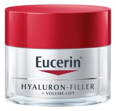 Eucerin Hyaluron-Filler + Volume-Lift Day Care SPF15 Dry Skin 50ml