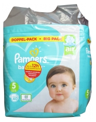 Pampers Baby-Dry 60 Diapers Size 5 (11-16 kg)