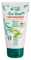 MKL Green Nature Aloe Vera Restorative Cream 3 in 1 150ml