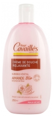 Rogé Cavaillès Relaxing Shower Cream Almond Butter and Rose 250ml