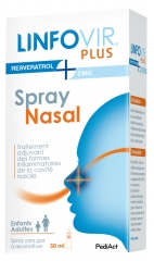 PediAct LinfoVir Plus Spray Nasal 30 ml