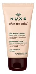 Nuxe Rêve de Miel Hand and Nail Cream 50ml
