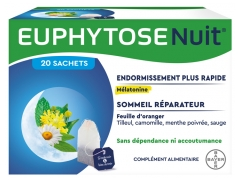 Bayer Health Euphytose Night 20 Sachets