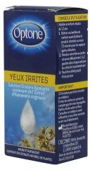 Optone Solution Oculaire Apaisante Yeux Irrités 10 ml
