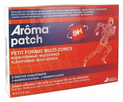 Mayoly Spindler Arôma Patch Petit Format Multi-Zones 3 Patchs