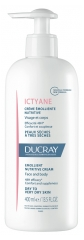 Ducray Ictyane Emollient Nutritive Cream Face and Body 400ml