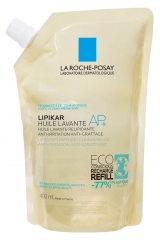 la Roche-Posay Lipikar AP+ Eco-Refill Cleansing Oil 400 ml